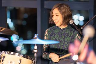 ドラム科 講師 柳井 夢美